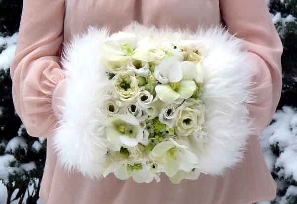 Свадебная муфта