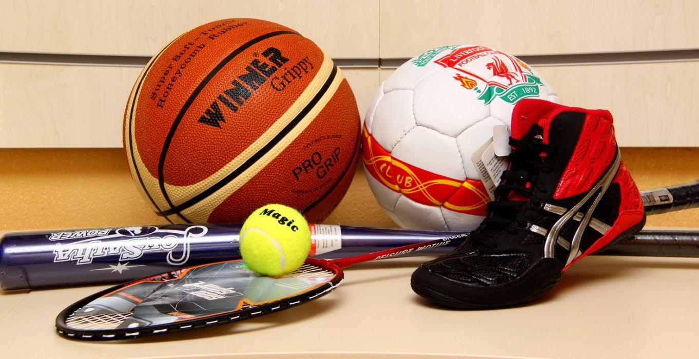 Спортивное снаряжение