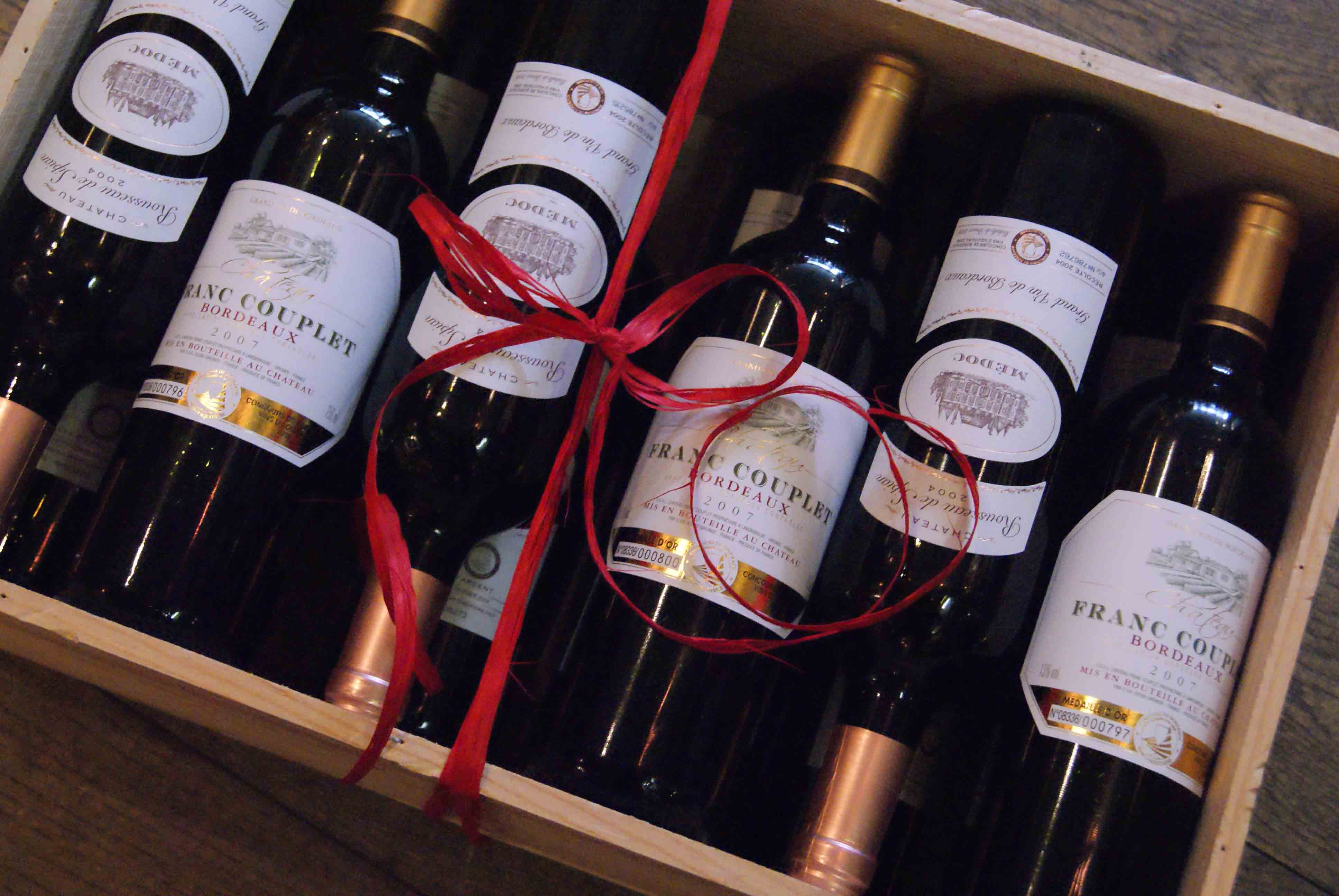 Коллекционные вина