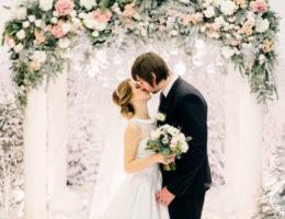 Идеи проведения свадьбы в декабре