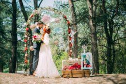 Свадьба в стиле бохо